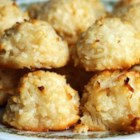 Coconut Macaroons III - This recipe has won many 1st place ribbons at my state fair. They are very simple to make.