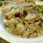 Old Fashioned Giblet Stuffing - Stuff your favorite bird with giblets cooked in butter and celery and onion tossed with day old bread.