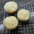 Pineapple Ricotta Muffins - Boxed cake mix muffins get a little yummier with the addition of canned pineapples and ricotta cheese.
