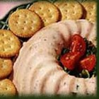 Shrimp Mold - A great shrimp appetizer! Serve with crackers or toasted French bread.