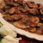 Chicken Marsala II - Flour coated chicken sauteed with a mushroom and Marsala wine sauce. Mmmm, rich Marsala sauce, tender chicken - this recipe is sure to please! Great served with rice and veggies, if desired.