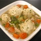 Dumplings - These quick and easy dumplings go great in stew or with chicken.
