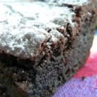 Fudgy Brownies I - A chewy, fudgy, brownie that is easy to make. This is great because it uses things that you may already have on hand.