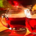 Cranberry Wassail - Wassail is a hot spiced punch often served for winter celebrations, with historic roots in Northern Europe. This version adds cranberry and pineapple to the traditional cider base for the wassail.