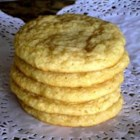 Mississippi Tea Cakes - Delicious dainty drop cookies made with buttermilk.