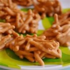 Peanut Butter Haystacks - Delicious is all I can say.