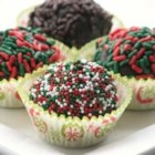 Rum or Bourbon Balls - It isn't Christmas without these! Try using bourbon in place of the rum.