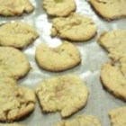 Orange Slice Cookies II - These are delicious oatmeal cookies with cut-up orange jelly slices in them. Kids love them!