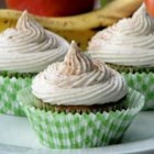 Apple Banana Cupcakes - This is a cupcake that smells as good as it tastes.  It's an old Polish recipe from some of the best bakers in Milwaukee!