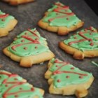Soft Christmas Cookies - Soft cut out sugar cookie that I have used for years.