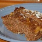 Easy Salsa Meatloaf - A crowd pleasing meatloaf, may be made with ground beef or ground turkey. Both are yummy.
