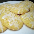 Easy Lemon Cake Cookies with Icing - Fast, easy, and clean up is a snap!  Let your kids help with this one.