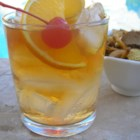 Old Fashion Mix - When you're mixing up old-fashioned cocktails for a bunch, you don't need to be dripping drops of bitters into individual glasses. This super-simple old-fashioned mix will give you more time to enjoy the company of your guests.