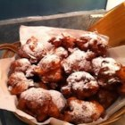 Olie Bollen - Olie Bollen (oh-lee boh-lun) are small Dutch doughnut-style fritters, traditionally made and served as a snack or breakfast on New Year's Eve or New Year's Day.