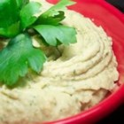 Sue's Baba Ghanoush - This Middle Eastern eggplant puree can be used as a dip with pita bread or served as a side dish. I like to add parsley to this dish. Just chop up the parsley with the other ingredients. It makes it look pretty and taste good! Enjoy!