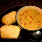 Ham, Potato, and Cheese Soup - This is especially good on a cold winter night along with hot rolls.