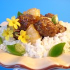 Waikiki-Style Meatballs - These meatballs are great as a main dish served with rice, or as an appetizer for parties.