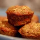 Toddler Muffins - These lightly sweet muffins are made with bananas, squash, and carrots, and are perfect for picky eaters.
