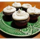 Chai Buttercream Frosting - I made this buttercream to decorate vanilla cupcakes.  It has a spicy kick but is still sweet.