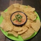 Cheese Dip II - Taco seasoning and picante sauce transform beef and melted cheese into a flavor fiesta!