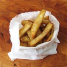 Chip Truck Fries - These fries are similar to those you can buy on the street sides out of trailer trucks except these are baked instead of deep fried.