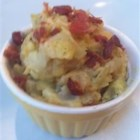 Yuppie Kolcannon - Tender bites of cabbage are mixed into mashed potato in this updated version of kolcannon.