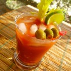 Spicy Bloody Mary Mix - A perfect choice for brunch entertaining.