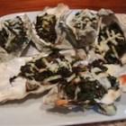Oysters Rockefeller - A traditional recipe for oysters Rockefeller.