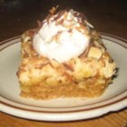 Pumpkin Pie Cake III - This is like pumpkin pie with the crust on top.