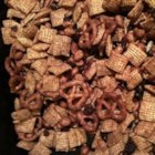 Cranberry Peanut Snack Mix