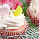 Lemonade Frosting - Tangy lemonade flavored whipped cream frosting works very well with yellow or white cakes.