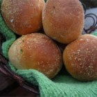 Pan de Sal - Filipino Bread Rolls - The dough for this rolls are made using a bread maker. No more kneading! These rolls taste fantastic, best I've ever had. Bread improver is easy to find in some countries, but if it is not available, you may leave it out.