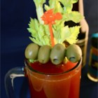 JoeDogg's Spicy Red Beer - Oklahoma style spicy beer and tomato-vegetable juice drink.