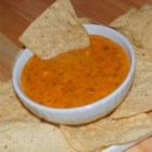Chili Con Queso Dip II - Here's a simple version of a warm chili and cheese dip served in popular restaurants. Serve with warm tortilla chips.