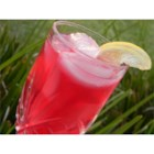 Cedarwood - A cool summer punch with cranberry juice, vodka and ginger ale over ice.