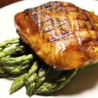 Salmon Tango - Salmon fillets are marinated in a tangy soy sauce and white wine blend, then tossed on the grill!