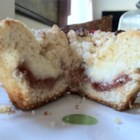 Strawberry Cheesecake Muffins II