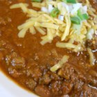 Chili Without Beans