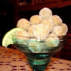 Margarita Balls II - This is a great old Texas recipe. Everyone seems to like it, but it's obviously only for grown-ups.