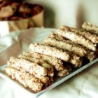 Finnish Cookie Sticks - Light and crispy cookies that are a Finnish tradition!