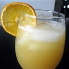 Delicious O.J. Punch - Orange juice, bourbon and lemon-lime soda are stirred together in this quick, easy, and quite tasty punch.  I have never had a complaint about this one.