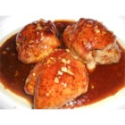 Oyster Sauce Chicken Thighs - This is an easy recipe to fix when expecting unexpected company!