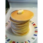 Pancakes II - My sister taught me how to make these. They are the best pancakes in the world. Enjoy! You may also add fruit to the pancake batter before grilling the pancakes.