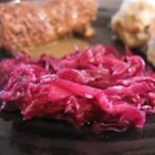 Grandma Jeanette's Amazing German Red Cabbage - This yummy, sweet and sour German red cabbage is easy to make!