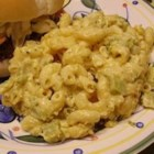 Slow Cooker Macaroni and Cheese with Broccoli