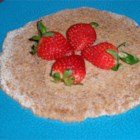 Wholesome Buckwheat Crepes - These crepes are made with raw buckwheat groats, egg, brown sugar, cinnamon, and salt.