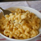 Easiest Mac-N-Cheese Ever! - Make your own macaroni and cheese with just macaroni, cheese food, milk, pepper, and this recipe.
