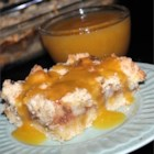 Lemon Sauce II - This is a tasty lemon and honey sauce that can be served with cakes and other desserts. Pineapple juice may be used in place of the orange.
