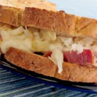 Campfire Reubens - Classic Reuben sandwiches toasted over a campfire or on an outdoor grill acquire a special flavor. Make sandwiches with corned beef, Swiss cheese and sauerkraut, then seal them in foil packets, and cook until the bread toasts and cheese melts. Enjoy blissful bites!