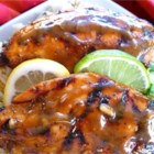 Ray's Chicken - A marinade guaranteed to make your chicken breasts tender and juicy! This one has a little bit of everything in just the right proportions.